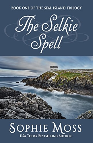 On the run from an abusive husband, American doctor Tara Moore seeks shelter on a windswept Irish island….  The Selkie Spell by Sophie Moss