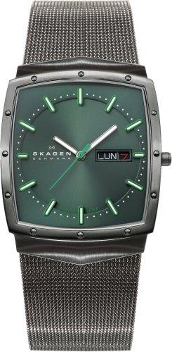 SKAGEN (スカーゲン) 腕時計 Ocean&Forest J396LTTME [正規輸入品] メンズ 日本限定カラー