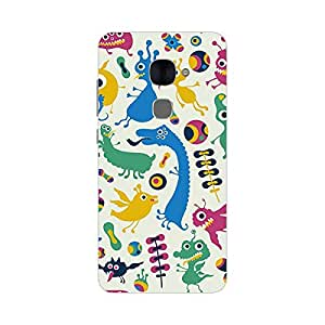 LeEco Le Max2 back cover case - Hard plastic luxury designer case-For Girls and Boys-Latest stylish design with full case print-Perfect custom fit case for your awesome device-protect your investment-Best lifetime print Guarantee-Giftroom 1034