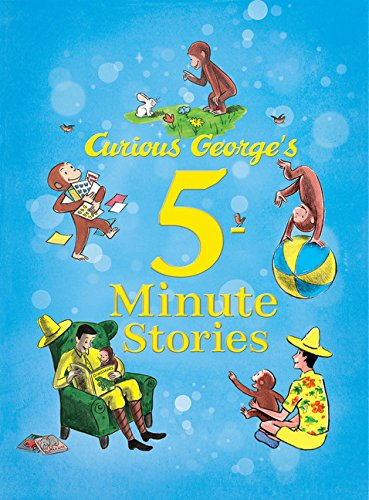 Curious George's 5-Minute Stories PDF
