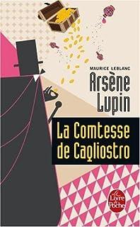 La comtesse de Cagliostro, Leblanc, Maurice