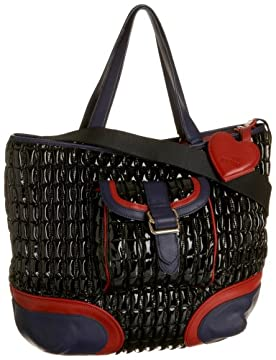 Love Moschino Vernice and Vitello Tote