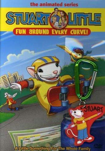 Stuart Little Animated Series: Fun Around Curve [DVD] [Import]