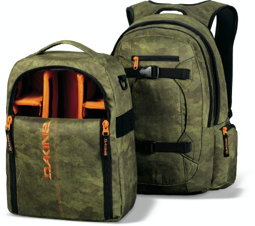 Dakine Rucksack MISSION PHOTO, timber, 25 Liters, 8150802