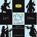 Mozart : Les Symphonies (Coffret 10 CD)