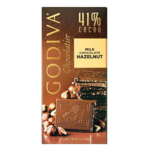 ゴディバ (GODIVA) タブレット ミルクヘーゼルナッツ