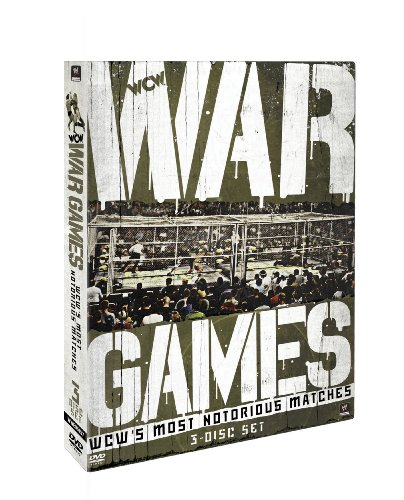 WCW War Games: WCW's Most Notorious Matches (Wcw World War 3 compare prices)
