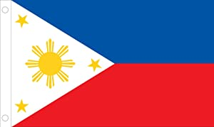 Phillippines National Flag