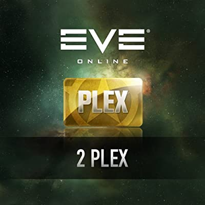2 PLEX: EVE Online [Instant Access]