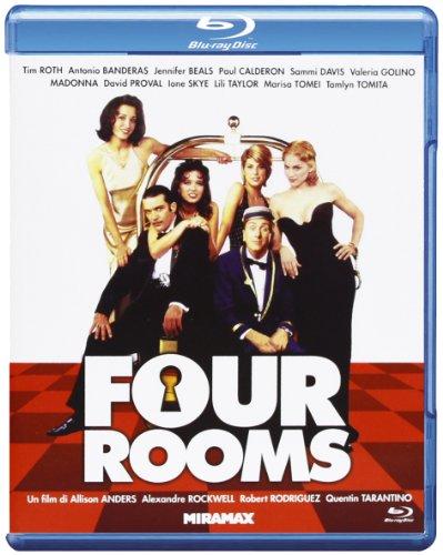 Four rooms [Italia] [Blu-ray]
