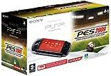 echange, troc Console PSP 3000 noire + PES 2009