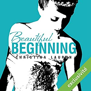 Beautiful Beginning (Beautiful 3.5) Audiobook