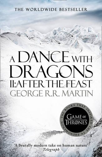 A Dance With Dragons5 - Part 2 (A Song of Ice and Fire)