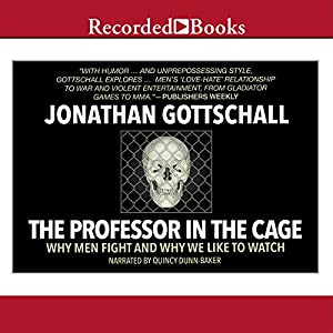 The Professor in the Cage Audiobook