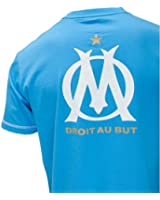 "T-shirt - Collection officielle - OLYMPIQUE DE MARSEILLE - OM - football club "" Supporter "" - Ligue 1 - Taille adulte"