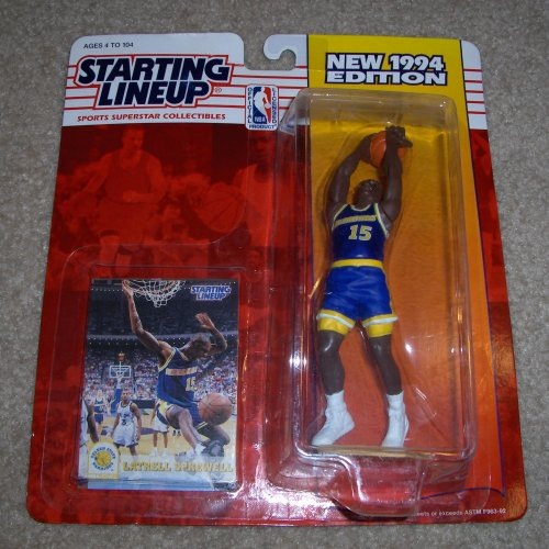 1994 Latrell Sprewell NBA Starting Lineup - 1