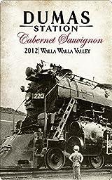 2012 Dumas Station Walla Walla Valley Estate Cabernet Sauvignon 750 mL