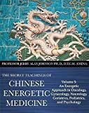 img - for The Secret Teachings of Chinese Energetic Medicine: An Energetic Approach to Oncology, Gynecology, Neurology, Geriatrics, Pediatrics, and Psychology (Vol. 5) book / textbook / text book