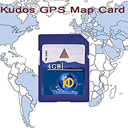 See KUDOS North America Map (SD Card-4G) Details