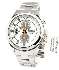 Seiko Men Chronograph 7T94 100M Sport SNN281 SNN281P1