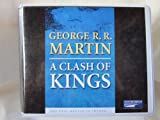 A Clash of Kings by George R. R. Martin Unabridged CD Audiobook (A Song of Ice and Fire, Book 2)