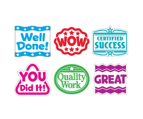Praise Words Mini Accents Variety Pack - 1