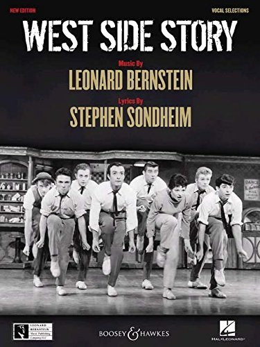 West Side Story Vocal Selections Pvg (New Edition)