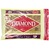 Diamond Pecan Chips, 16 Ounce Package