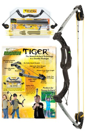 MARTIN ARCHERY TIGER YOUTH BOW SET121