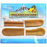Himalayan Dog Chew, Small (contains 3-4 pieces)