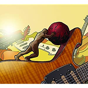 PAUL GILBERT - Stone Pushing Uphill Man (2014) 51wtUegxQnL._SL500_AA300_