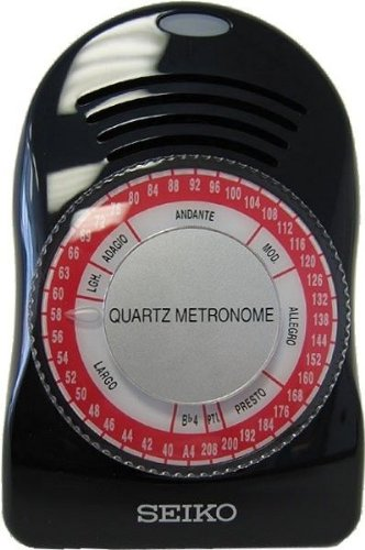 Seiko Métronome à quartz