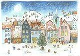 img - for Wintervillage Advent Calendar book / textbook / text book