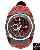 CASIO G-SHOCK(カシオ Gショック)腕時計 海外モデル G-SPIKE G-300L-4AVDR レッド●並行輸入商品●