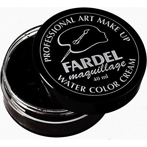 Maquillage professionnel Fardel Fond de teint Crème noirecouleur noir n°114 [199570n°114]