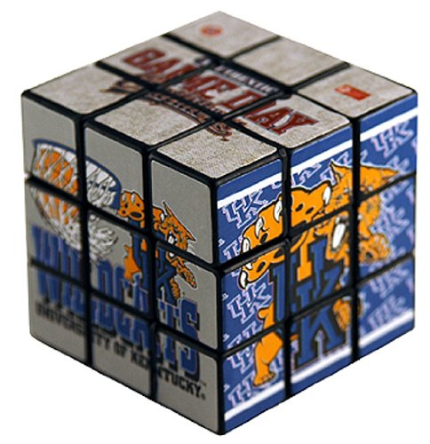 NCAA Kentucky Wildcats Toy Puzzle Cube