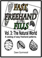 Fast Freehand Fills - Vol. 3 The Natural World (English Edition)
