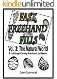 Fast Freehand Fills - Vol. 3 The Natural World