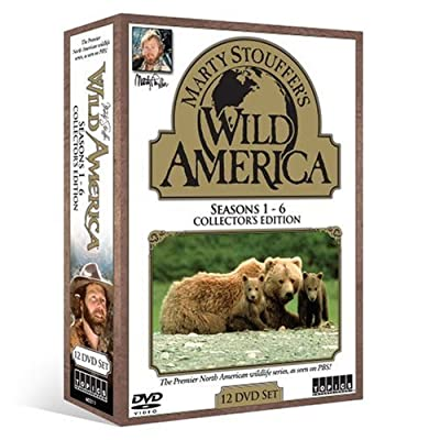 Marty Stouffer's Wild America: Seasons 1-6 (Collector's Edition)