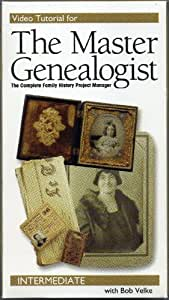 Video Tutorial for The Master Genealogist: Intermediate