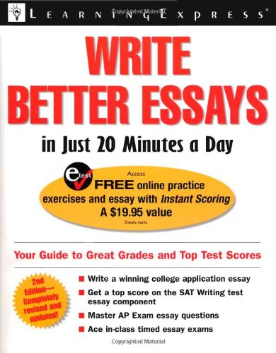 write better essays in just 20 minutes Wrote an essay about the wrong topic, dropped my croissant and sat in the wrong gate at the airport for an hour how's your night going brief essay about love multiplikatorprozess beispiel essay how to write a rhetorical analysis essay thesis 8 page research paper on bullying major life events essay ku klux klan research paper zip othello mla.
