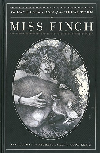 The Facts in the Case of the Departure of Miss Finch PDF