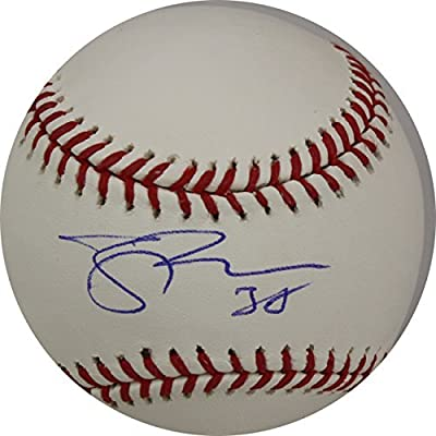 Tyson Ross Autographed San Diego Padres Major League Baseball - PSA/DNA