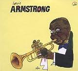 echange, troc Louis Armstrong, Cabu - Une Anthologie (1945-1955)