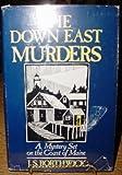 The Down East Murders (0312218559) by Borthwick, J. S.