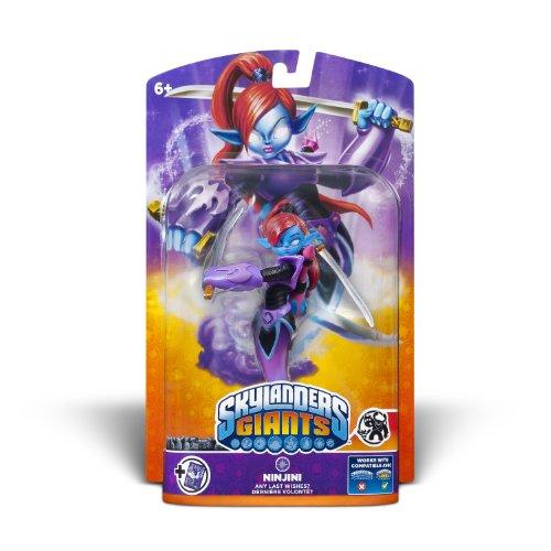 Skylanders Giants: Ninjini Giant Character - 1