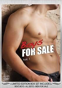 Boys for Sale 1 [DVD] [Region 1] [US Import] [NTSC]