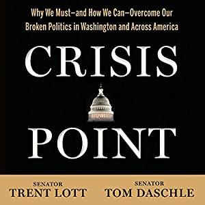 Crisis Point Audiobook