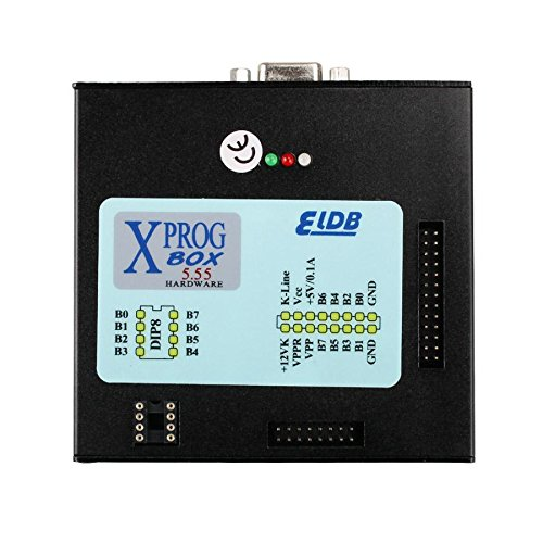 2015 Latest Version Xprog-m V5.55 Box ECU Programmer X-prog M Full Adaptors by cnautotool (Software Remap Ecu compare prices)