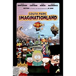 (24x36) South Park (Imaginationland) TV Poster Print